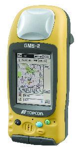 Demo Topcon Gms 2 Gis Mapping Gps Receiver W Topsurv Gis